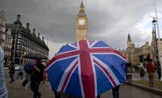 'Brexit' sekas: No Londonas plāno pārcelt ES banku uzraudzības iestādi