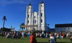 Aglonas baltās bazilikas stāsts: svētgleznas ceļojums, kara šausmas un svētceļnieki
