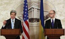 ASV neizslēdz ieroču piegādes Ukrainai
