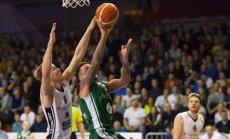 'Valmiera/ORDO' basketbolisti BBL pusfinālu uzsāk ar četru punktu zaudējumu