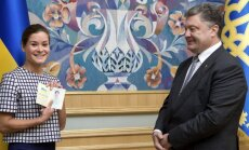 Marija Gaidara atteikusies no Krievijas pilsonības