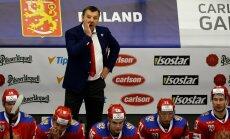 Russia coach Oleg Znarok