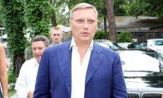 Maskavā čečeni uzbrukuši opozīcijas līderim Kasjanovam