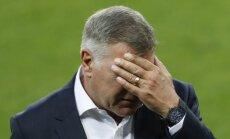 Журналистское расследование обернулось увольнением главного тренера сборной Англии
