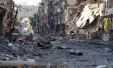 ASV vadītās koalīcijas uzlidojumos Rakā nogalināti 59 mierīgie iedzīvotāji