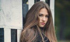 Bondaru 15 gadus vecā meita kļuvusi par modeli