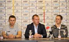 'VEF Rīga' jauno sezonu virza kā piesardzīgu pirmo soli jaunas komandas veidošanā