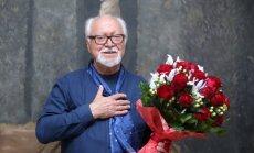 Jāņa Streiča 80. jubileju svinēs ar koncertiem Rēzeknē un Rīgā