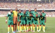 Par valsts iejaukšanos futbola lietās FIFA diskvalificē Kamerūnu