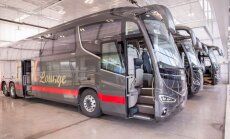 Lux Express: на маршруте Рига-Таллин автобусы конкурируют с самолетами