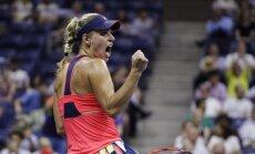 Немка Ангелик Кербер — чемпионка US Open и первая ракетка мира