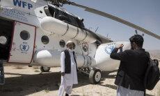 'Delfi' no drošākās vietas Afganistānā: 'Mi-8', motocikli un sieviete gubernatore