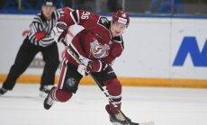 Traumu skartā Rīgas 'Dinamo' sezonas pirmo izbraukuma sēriju noslēdz Hantimansijskā