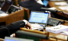 Saeima pieņem galīgo lēmumu: 'nolikto atslēgu' princips būs izvēles iespēja