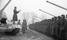 Министр Наудиньш призвал не выделять деньги на книгу о советской армии
