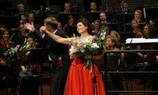 Foto: Ar Marinas Rebekas uzstāšanos izskanējis klasiskās mūzikas festivāls 'Šalc'
