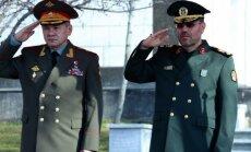 Krievija paraksta militārās sadarbības līgumu ar Irānu