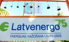 Прибыль концерна Latvenergo в 2017 году - 322 млн евро