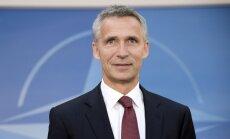 NATO ģenerālsekretārs Latvijā darba vizītē ieradīsies ceturtdien