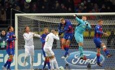 CSKA Čempionu līgā izrauj neizšķirtu pret 'Real'