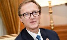 Latvijas delegāciju dalībai Starptautiskajā holokausta piemiņas aliansē turpmāk vadīs vēstnieks Razāns