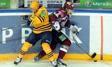 KHL novembra labākie – Ramo, Fransons un Mozjakins