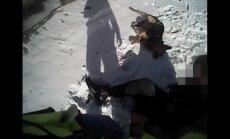 Pieskatot piecgadīgu dēlu, tēvs Vecmīlgrāvī četru promiļu reibumā vārtās pa sniegu