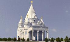 Armēnijā top pasaulē lielākais jezīdu templis