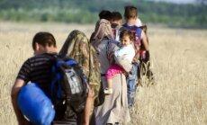 Sīrijas bēgļu skaits pārsniedzis četrus miljonus