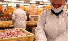 Krievijas aizliegums ievest ASV putnu gaļu atstās ietekmi uz cenām ilgtermiņā, prognozē 'Ķekava'