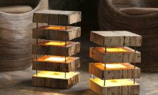 Ražots Latvijā: vietējo zelta roku meistardabi no koka