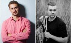 Festivālu 'Arēna' atklās sitaminstrumentu virtuozi Juris Āzers un Guntars Freibergs