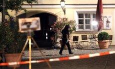 Sīrietis Vācijas dienvidos sarīko sprādzienu, kurā pats iet bojā