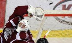 'Rīgas' hokejisti savā laukumā gūst pirmo uzvaru šosezon