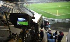 Latvijas Futbola federācija par TV translācijām katru gadu saņem 2,5 miljonus eiro