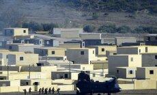 Iespaidīgi foto: Pilnā sparā rit NATO lielākās militārās mācības pēdējā desmitgadē