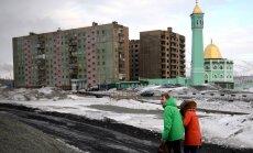 Globālā sasilšana kausē mūžīgo sasalumu, graujot Sibīrijas pilsētas