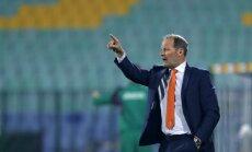 Голландцы уволили главного тренера после фиаско в Софии