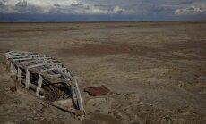 ФОТО: В Боливии испарилось второе по величине озеро страны