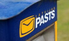 Kriminālprocesu par Salnāja laikā 'Latvijas Pastā' nodarbināto Gavaru izmeklē jau gadu