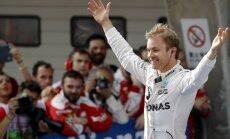 Niko Rosbergs vēl uz diviem gadiem pagarina līgumu ar 'Mercedes'