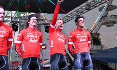'Criterium du Dauphine' komandu braucienā Skujiņa komandai sestā vieta