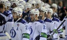 Latviešiem pārbagātā Maskavas 'Dinamo' jaunajā KHL sezonā cieš otro pārliecinošo zaudējumu pēc kārtas