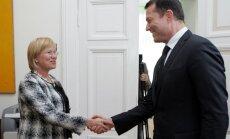 Ministre un Žagars vienojas par operas rīcības plāna pilnveidošanu