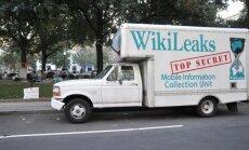 Trampa dēls prezidenta vēlēšanu kampaņas laikā sazinājies ar 'WikiLeaks'