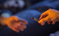 Pētījums: Visbiežāk pamēģinātā viela jauniešu vidū Latvijā ir marihuāna vai hašišs