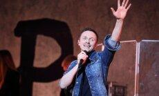 'Prāta vētra' mērķē uz Ķīnas mūzikas tirgus pusi