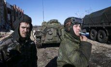 Brīdlovs: Krievija Ukrainas austrumos radījusi milzīgu labi apbruņotu armiju