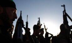 Augsta Irānas militārpersona: Rietumvalstis un Izraēla Sīrijā 'spēlējas ar uguni'