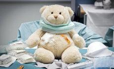 Nepieciešams ziedot deviņus mēnešus vecas meitenes aknu transplantācijas operācijai ārpus Latvijas